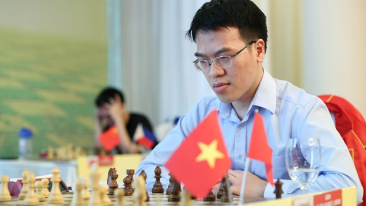 Vietnam team secures second round win at Chess Olympiad