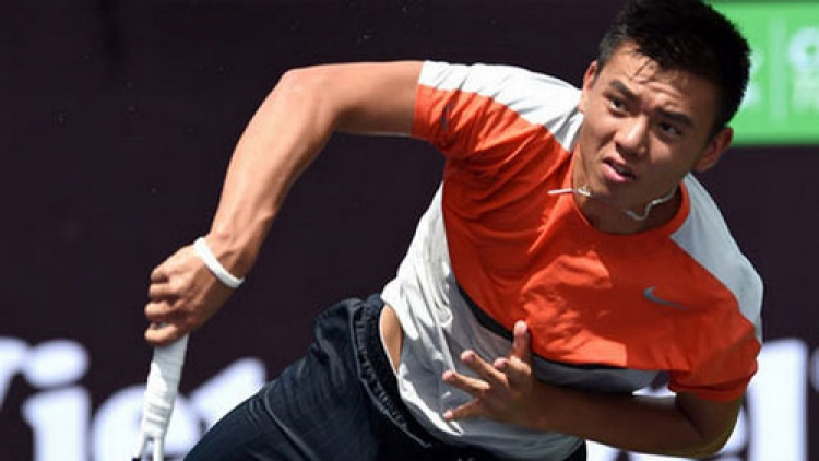 Ly Hoang Nam still one of world's top 500 tennis players