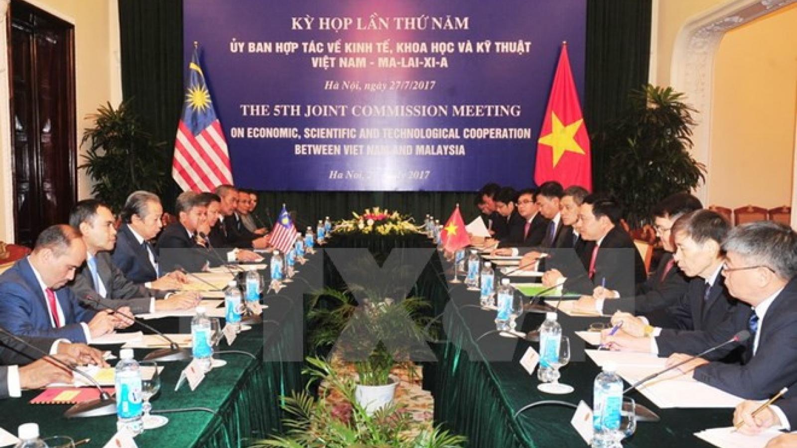 Vietnam, Malaysia step up collaboration