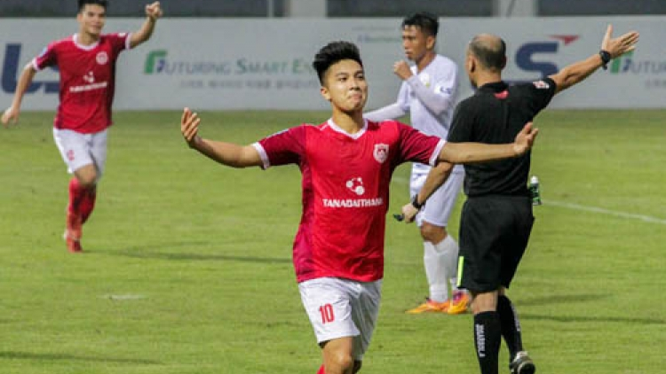 Overseas Vietnamese player called into U23 squad
