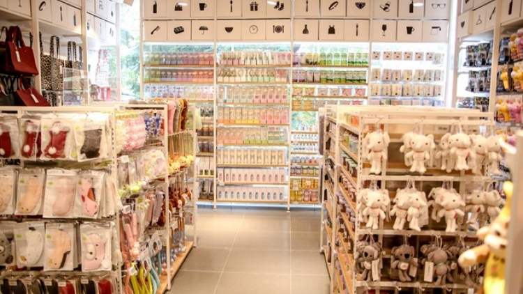 Miniso opens three new outlets in HCM City