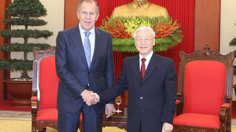 Vietnam treasures friendship with Russia: Party chief