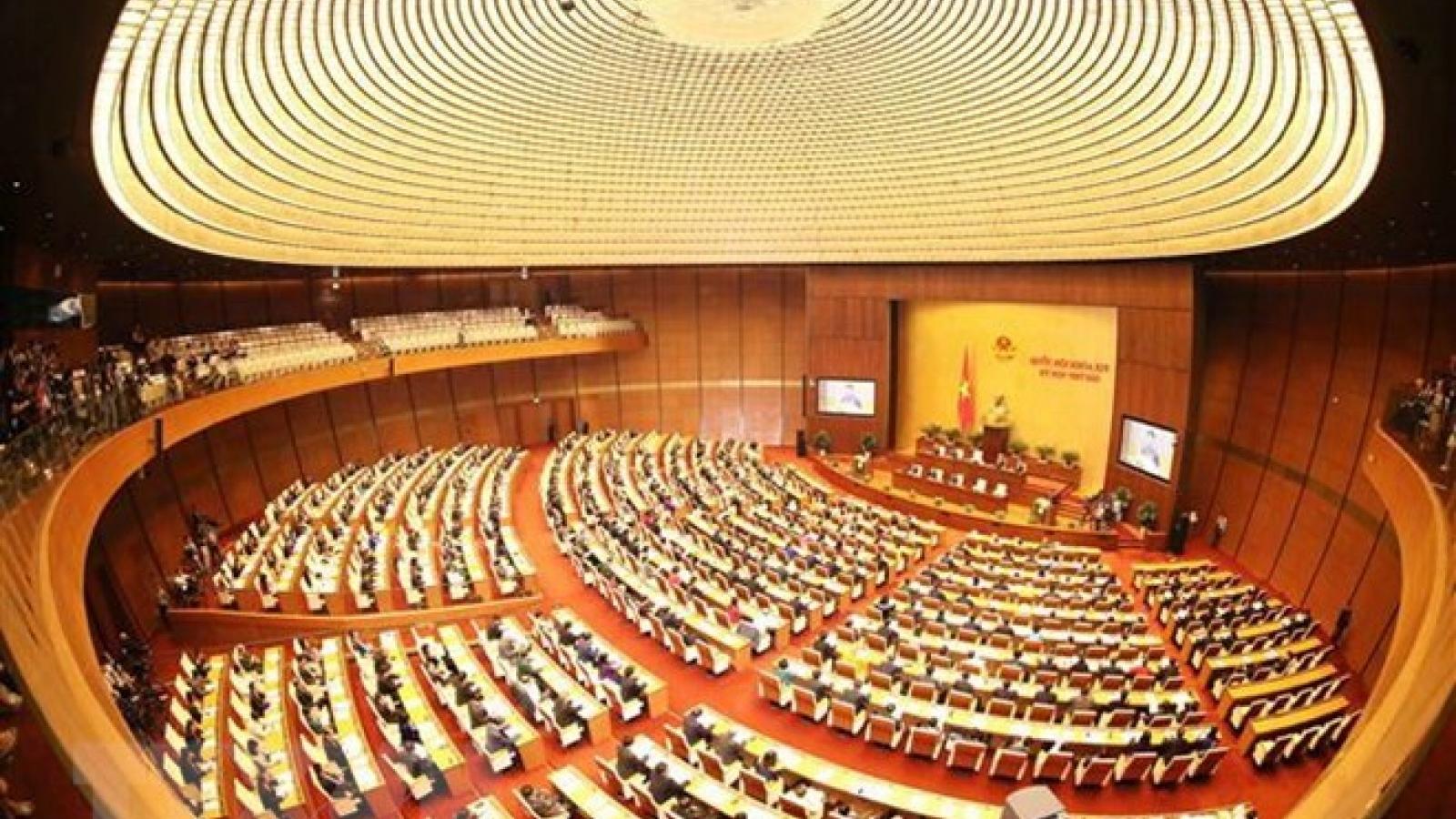 NA deputies debate State budget on October 29