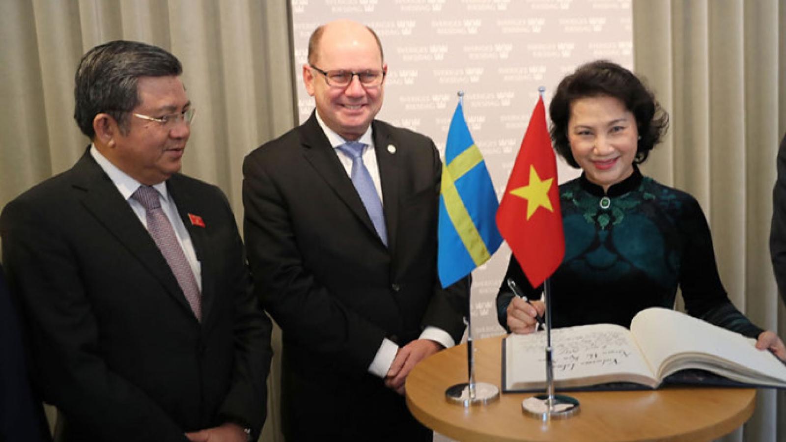 Vietnam NA leader has weighty agenda, busy schedule for Sweden visit