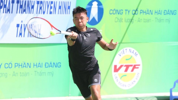 Ly Hoang Nam jumps 58 places in ATP rankings