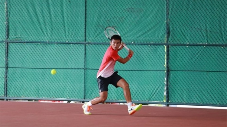 Nam faces unexpected loss at F8 tennis event