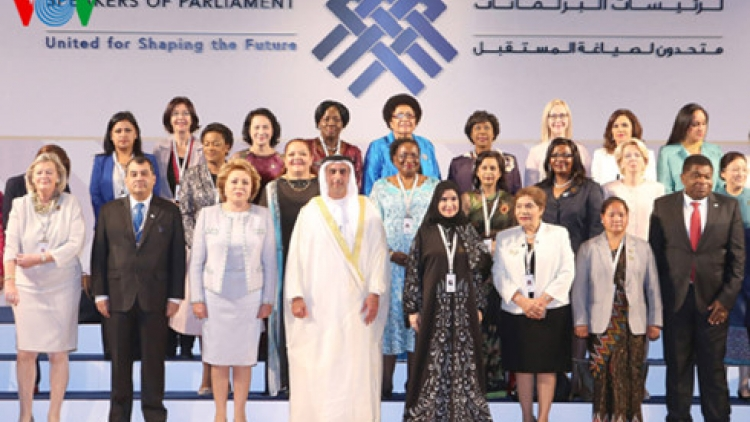 11th Global Summit of Women Speakers of Parliament opens