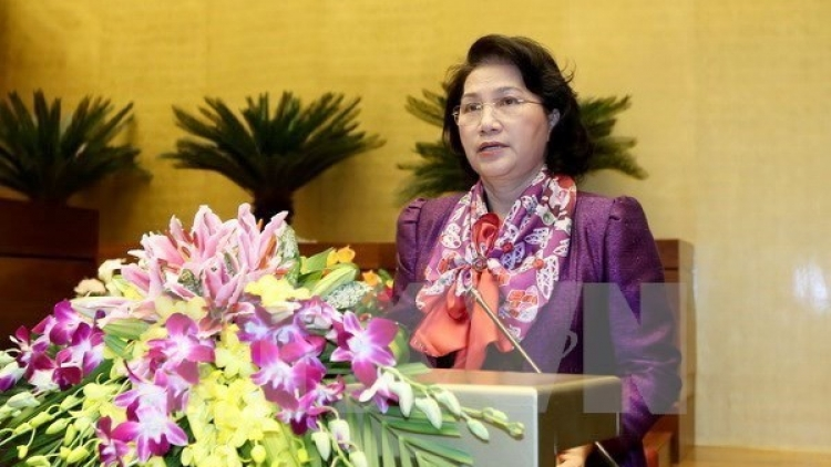 NA Chairwoman flies to India for official visit