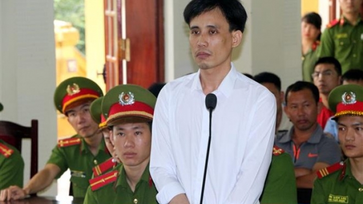 Nghe An court upholds jail terms for man provoking social disturbances