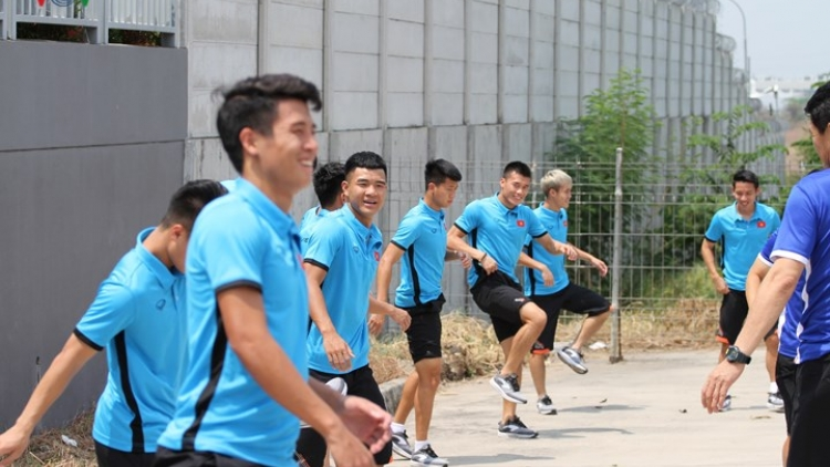 Olympic football team ready to kick off ASIAD campaign