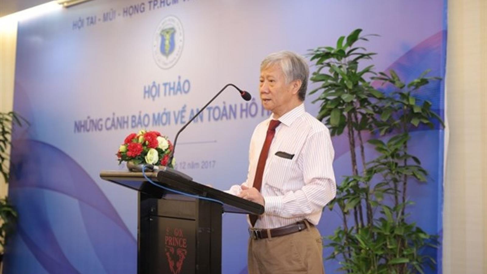 Experts slam Vietnam's air pollution