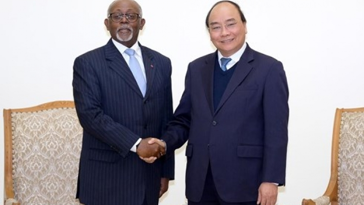 PM offers to share rice cultivation experience with Cameroon
