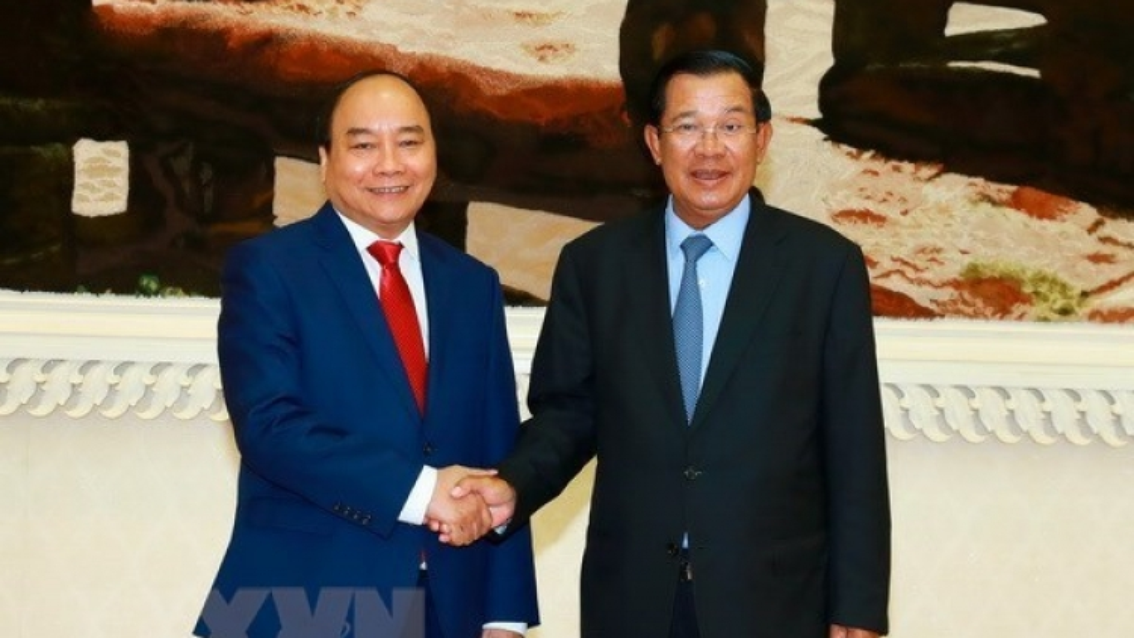 PM Hun Sen: Cambodia treasures ties with Vietnam