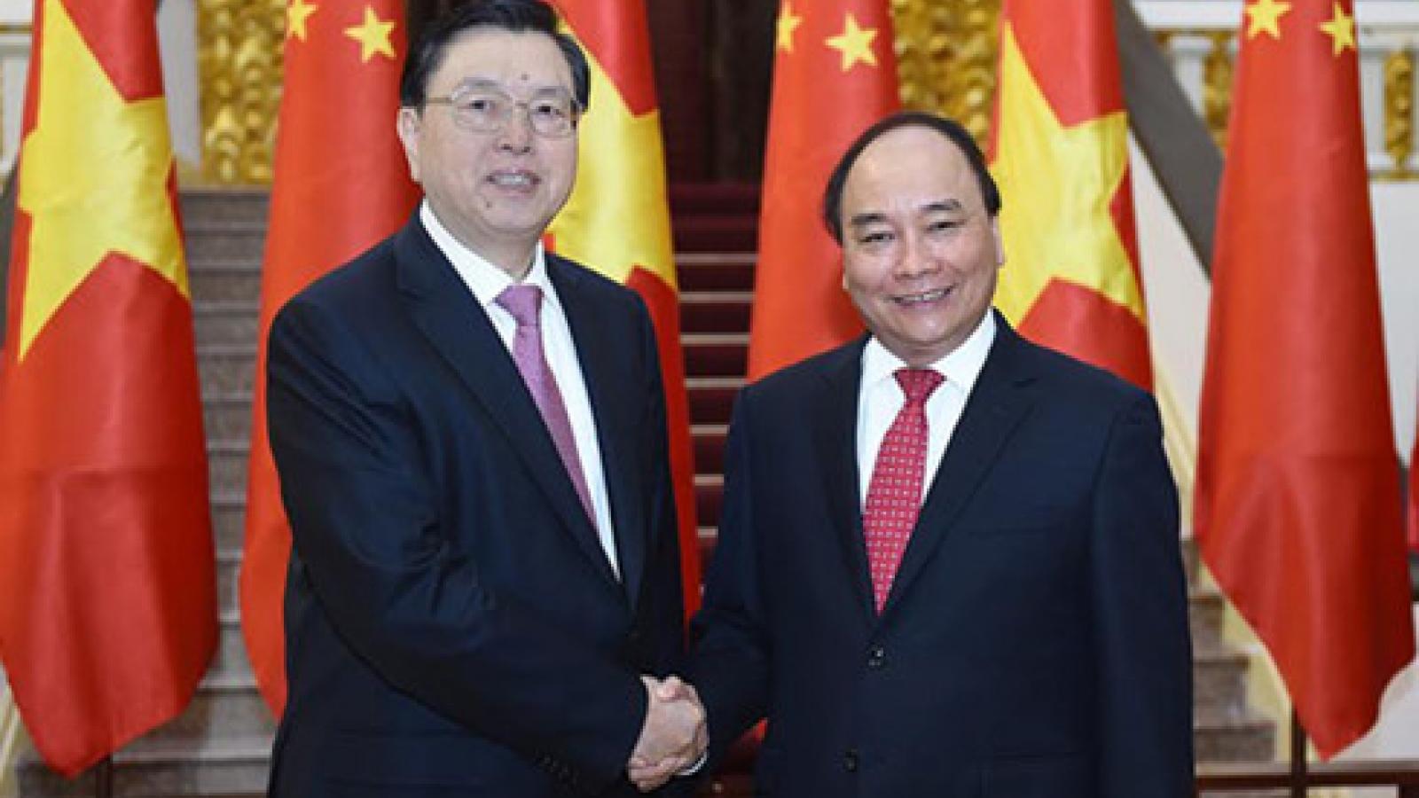 PM: Vietnam sticks importance to friendship with China