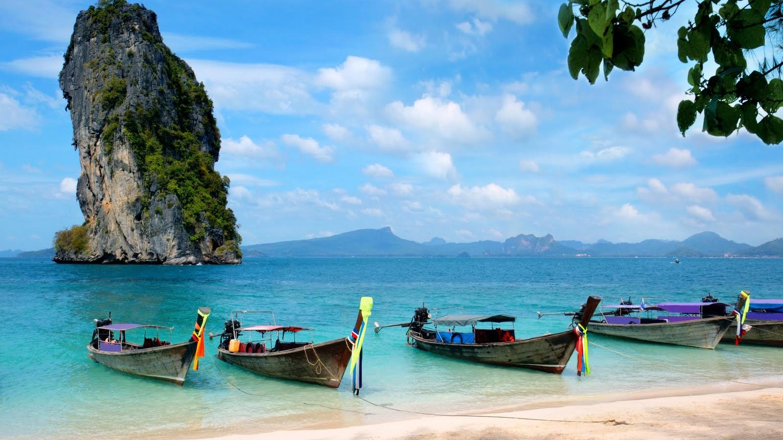 Thailand at third place on world tourism revenue list