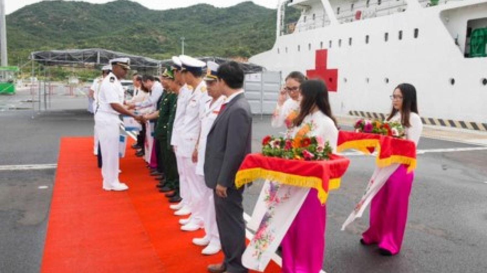 Vietnam, US enhance comprehensive partnership