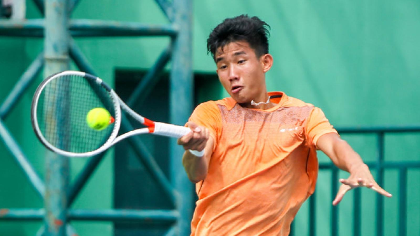 Nguyen Van Phuong qualifies for second round of Wimbledon Juniors