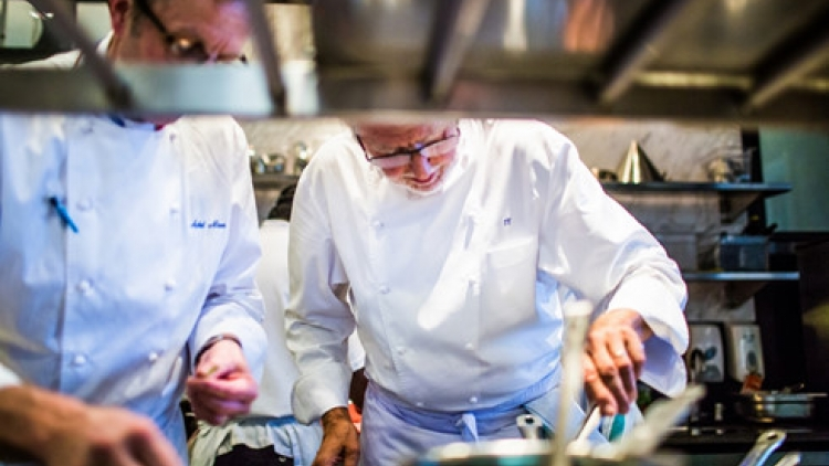 Chef Pierre Gagnaire brings French flair to Danang