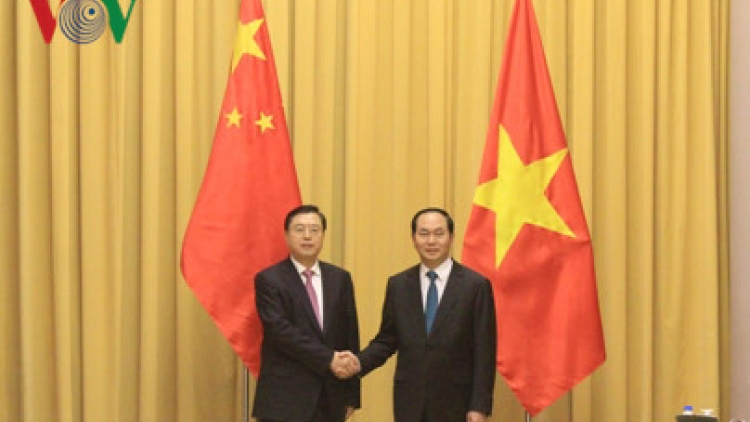 Vietnam desirous of developing sustainable relations with China