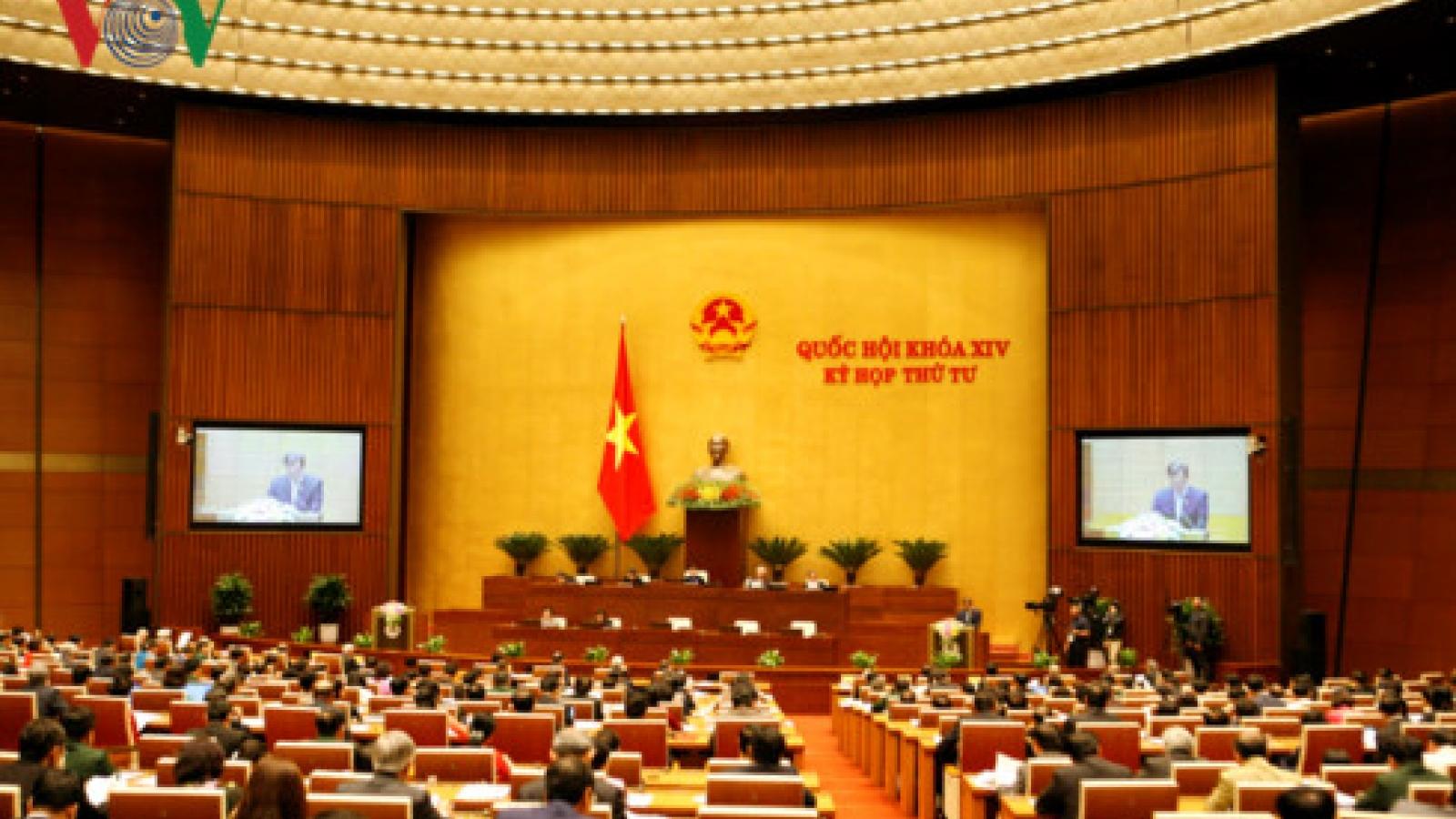 Socio-economic plan, State budget estimates under NA discussion