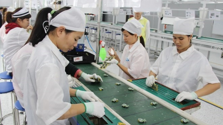 RoK helps businesses carry out major projects in Vietnam, UAE