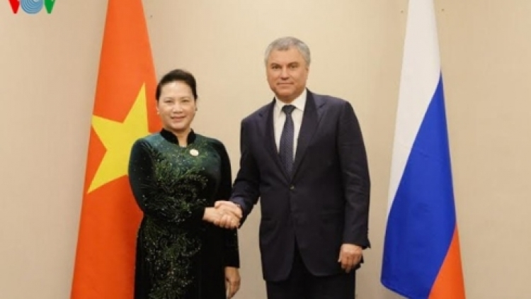 Parliamentary cooperation- one of important pillars of Vietnam-Russia ties