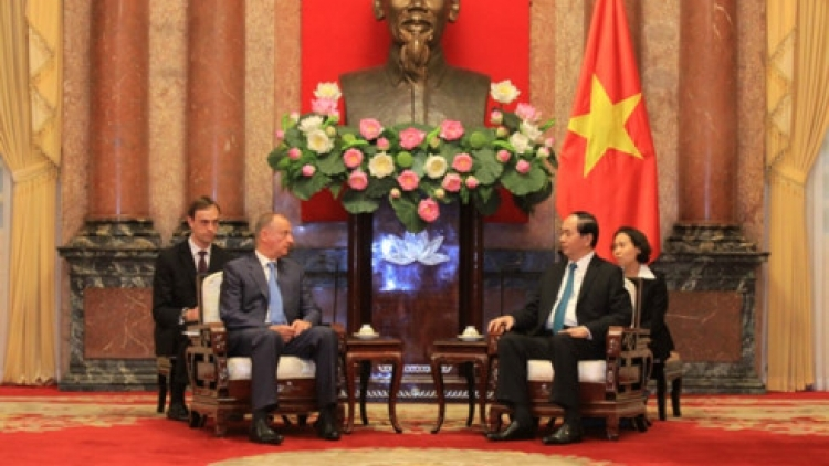 Vietnam desires to reinforce partnership with Russia