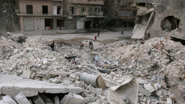 Russia said to send more warplanes to Syria, diplomacy 'on life support'