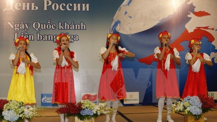 Russia National Day marked in HCM City