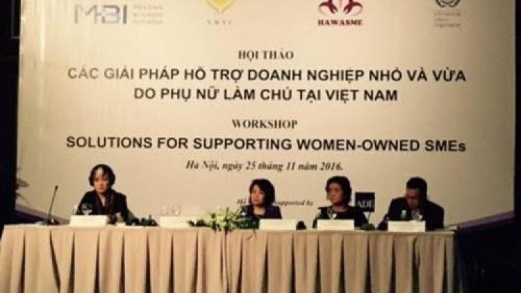 Measures sought to support women-run SMEs