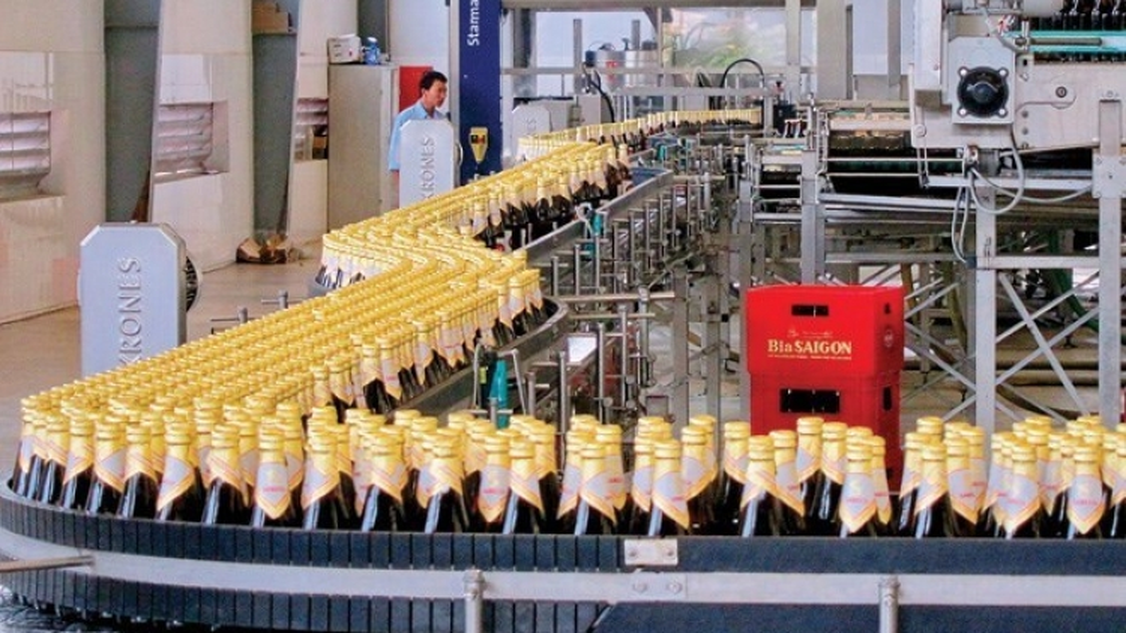 Sabeco sells 53.6% stake for US$4.89 billion