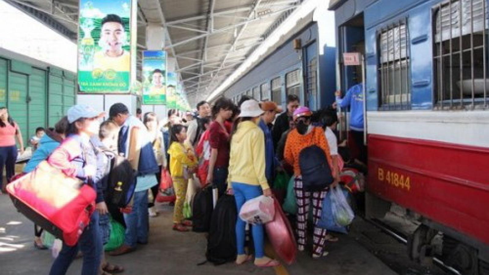 Saigon Railways offering up to 50% off train tickets