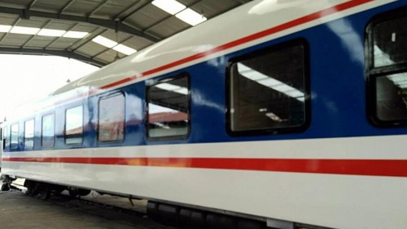 Saigon Railways to debut self-built train car next month