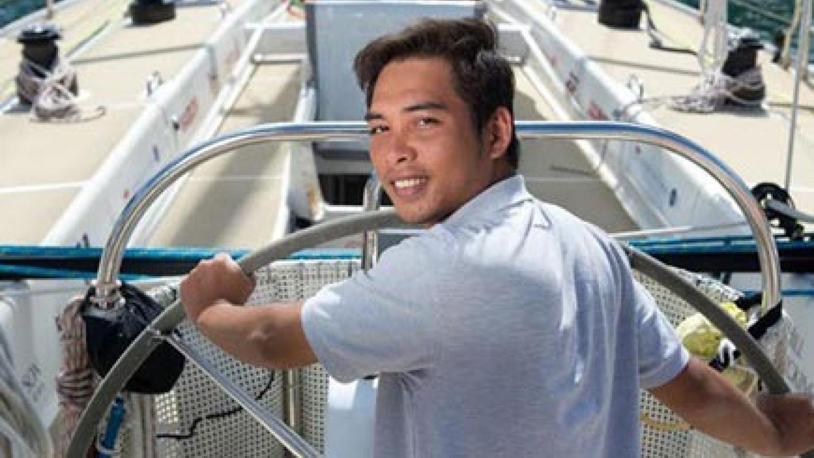 Sailor to put Danang on the map