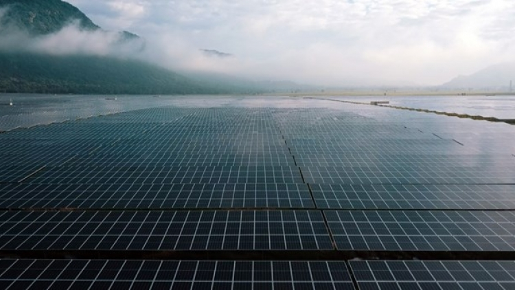 Major solar power plant becomes operational in An Giang
