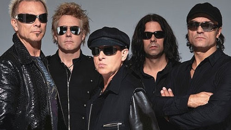 Scorpions in Vietnam to perform at Monsoon Music Festival 2016