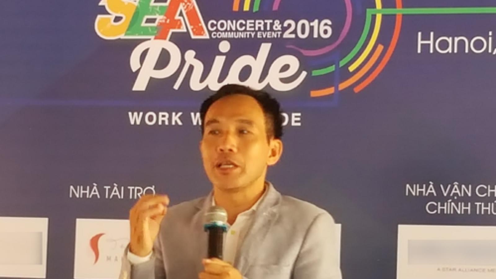 SEA Pride 2016 – music festival for LGBT
