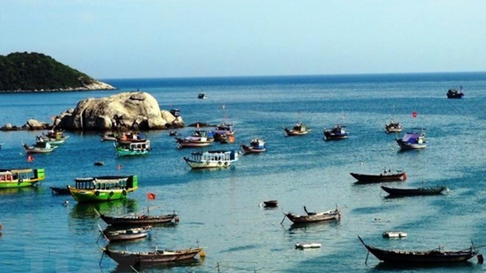 Seas, islands week 2018 to take place in Quang Ninh