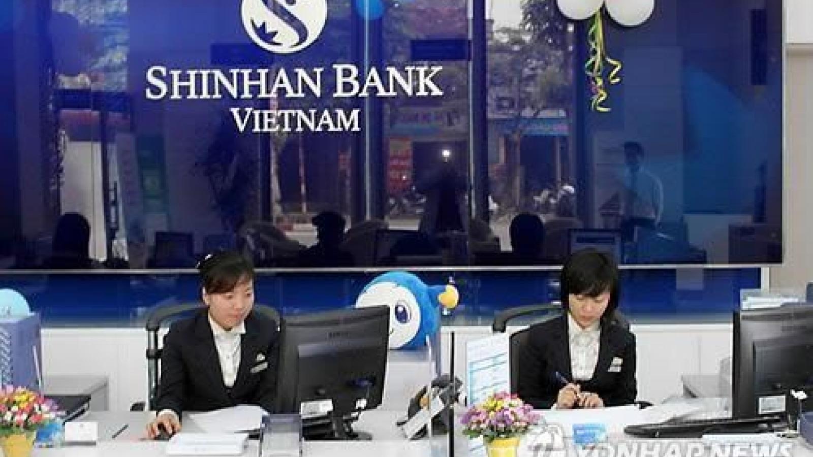 Shinhan Bank Vietnam acquires ANZ Vietnam's retail business