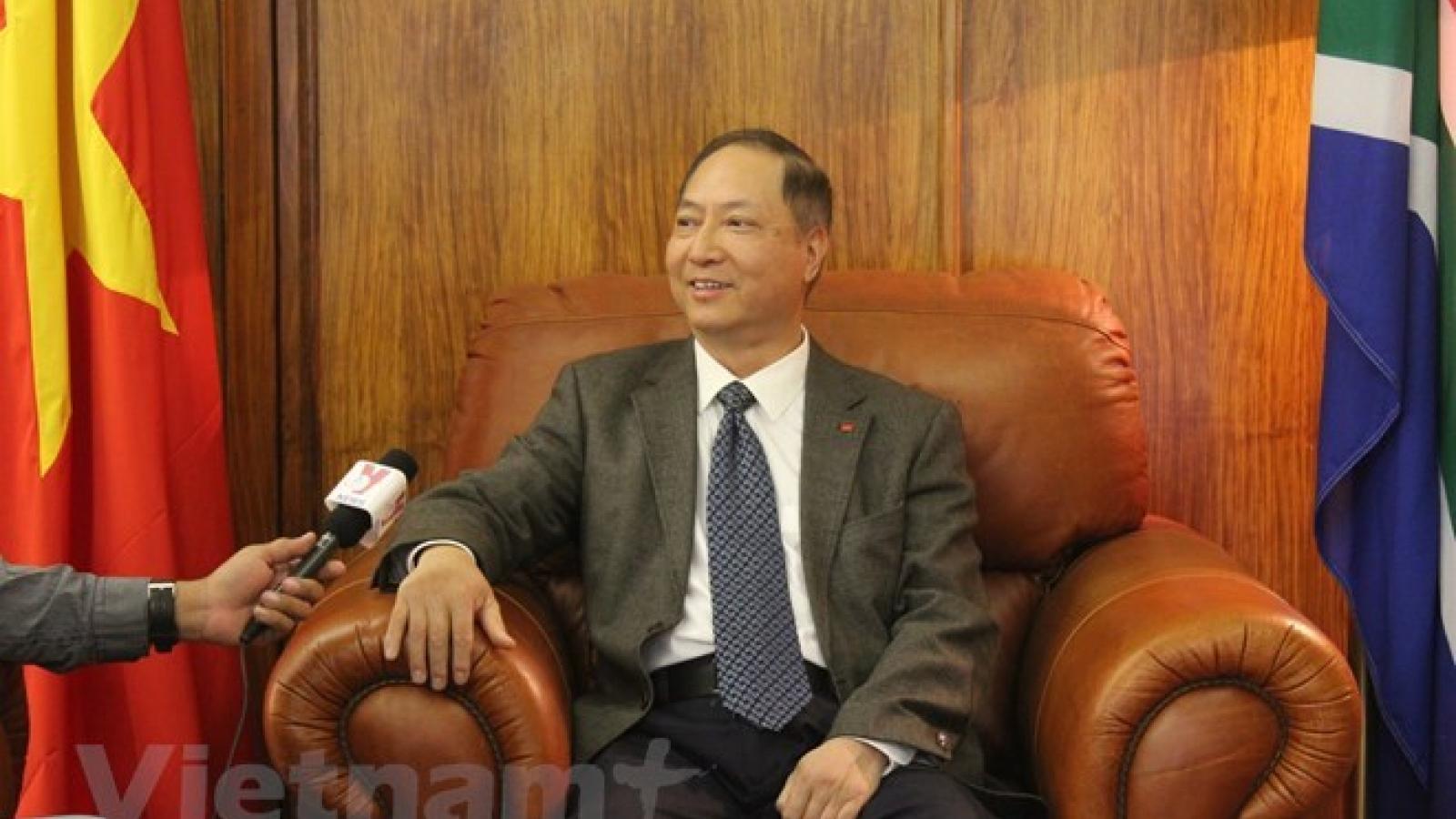 South Africa – potential market for Vietnamese goods: Ambassador