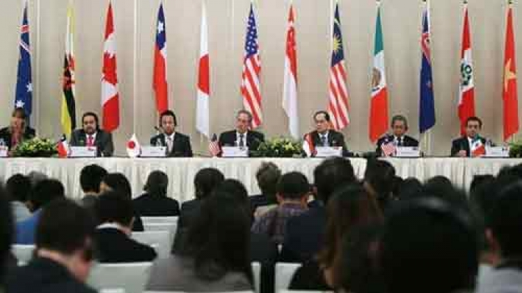 TPP to be submitted to NA for ratification