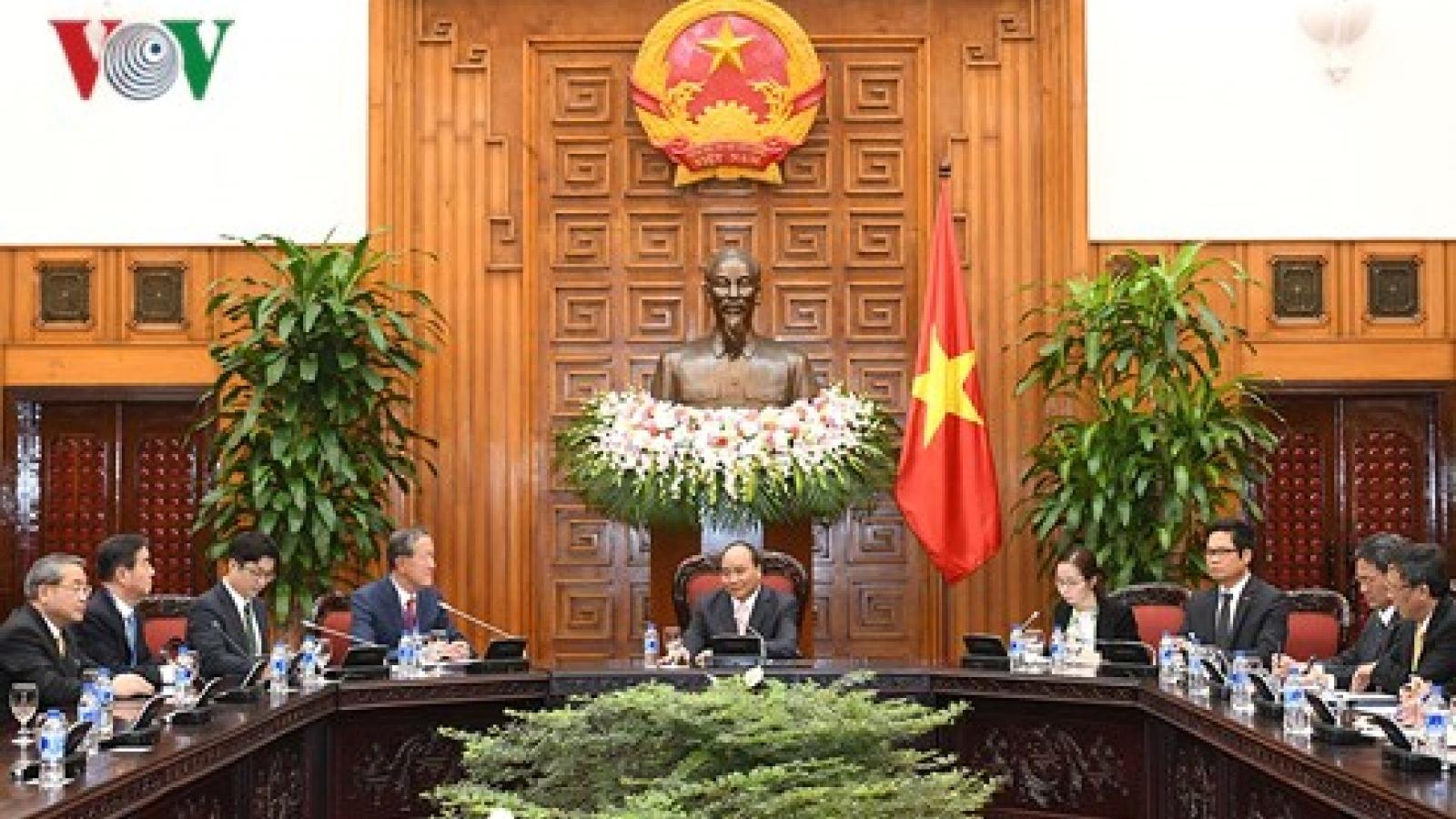 PM Phuc appreciates RoK's continued investments in Vietnam