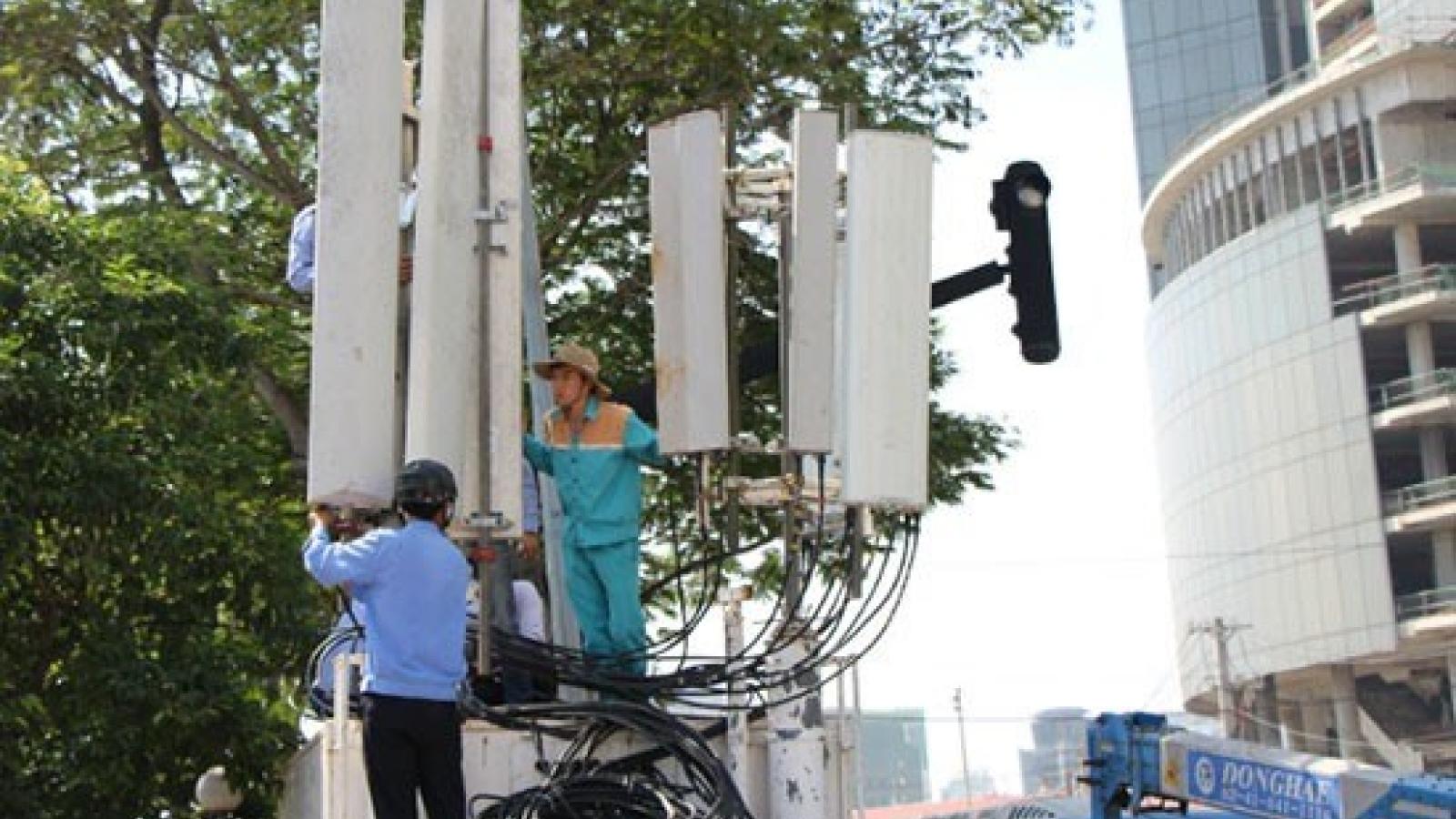 Telecom operators ask for bandwidth bidding
