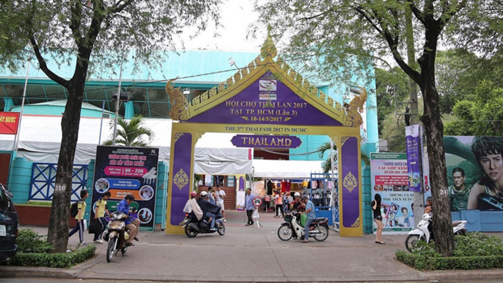 Thai trade fair gets underway in HCM City
