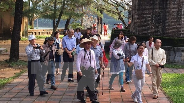 Thua Thien-Hue promotes cooperation with Japan's localities