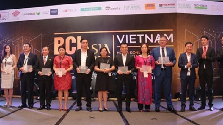 Top architectural, property developers receive awards