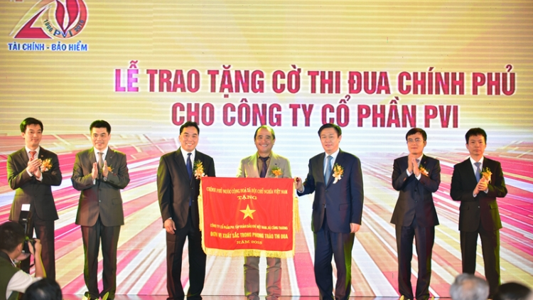 PVI receives Labour Order on 20th anniversary