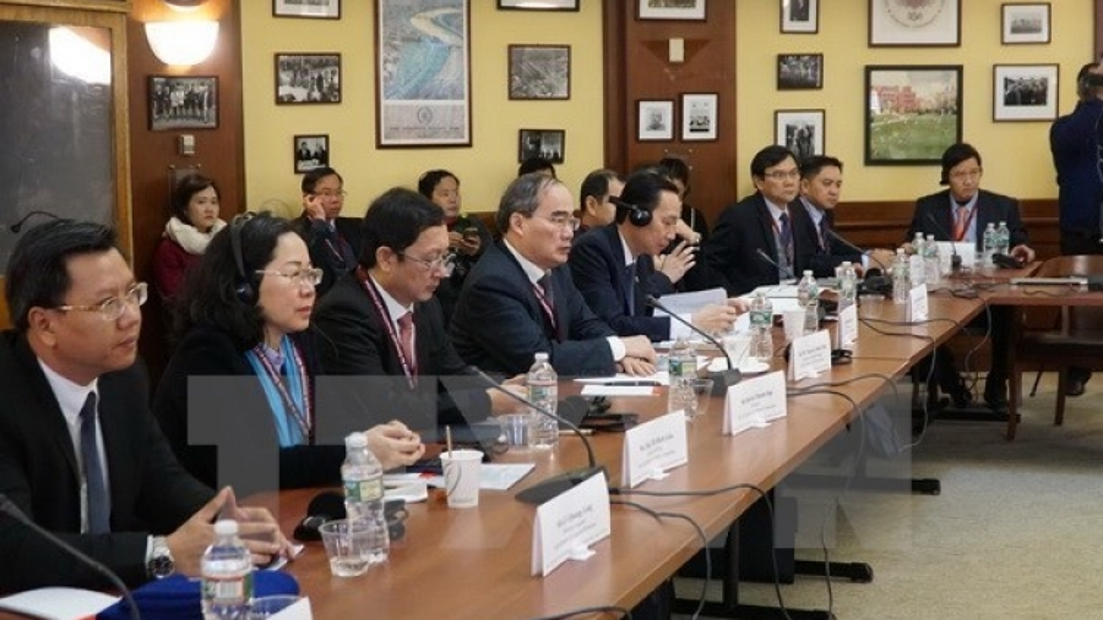 Vietnam, US universities enhance cooperation