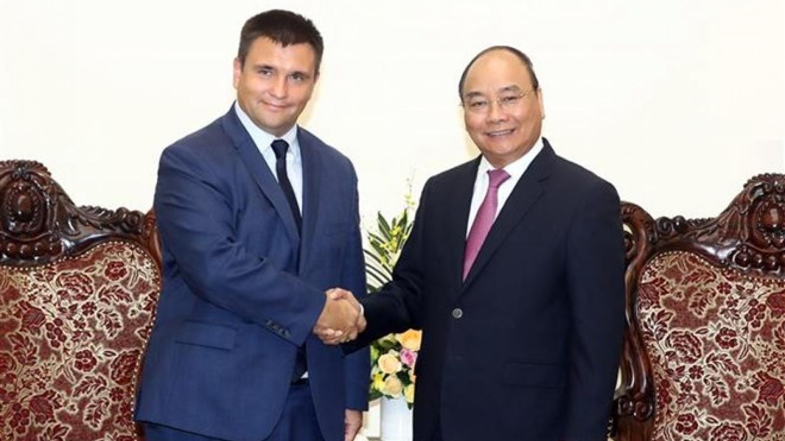 Trade important to Vietnam – Ukraine relations: PM