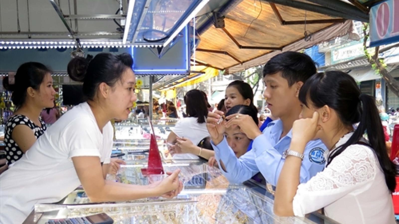 VGTA wants Vietnam to set up gold trading floor